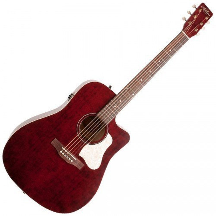 ART & LUTHERIE AMERICANA CW QIT TENNESSEE RED