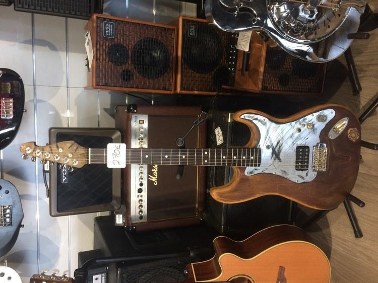 Guitare custom kit