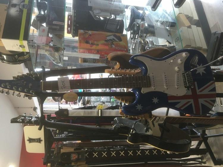 Stratocaster freedom