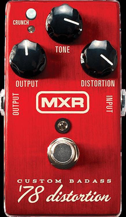 MXR 78' Distortion