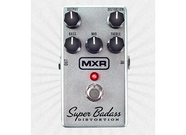 MXR Super Badass Distortion