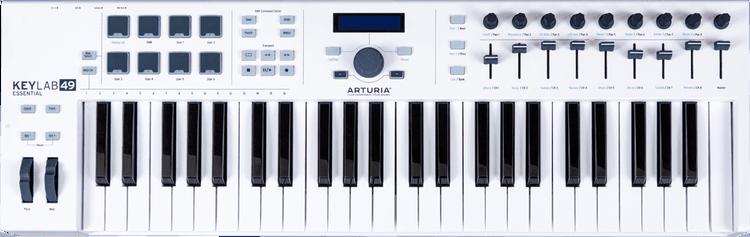 Arturia - KeyLab Essential 49 touches