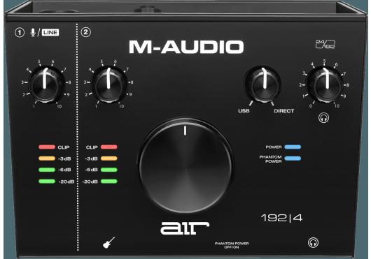 M-Audio Air192X4